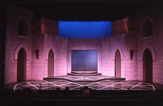 Theatre Design Don Larew University Archives