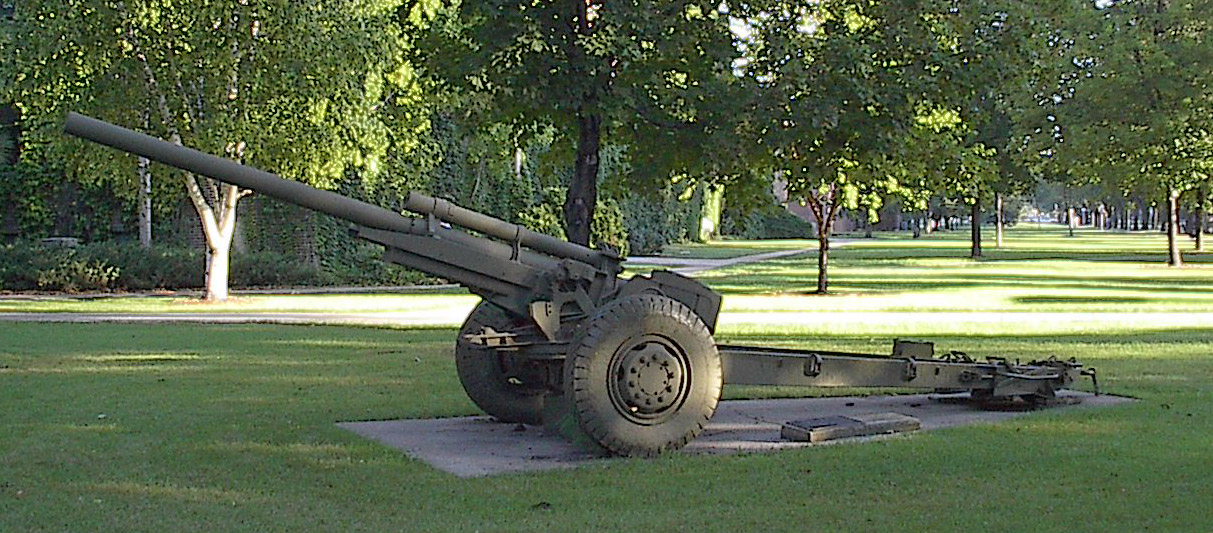 90mm wwii anti tank gun