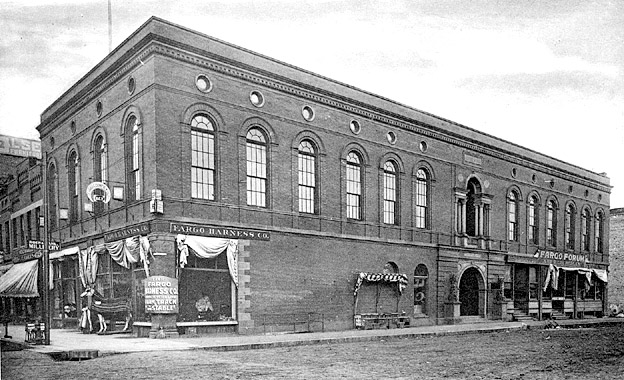 Odd Fellows Building, 1906.