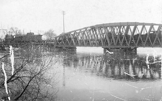 NP Railroad Bridge