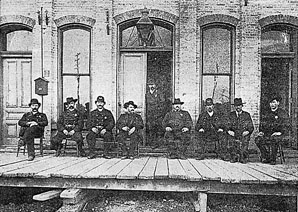Police Department, 1898.