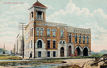 1893 fire station.