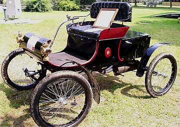 First Automobiles Fargo History