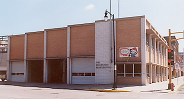 2001 fire station.