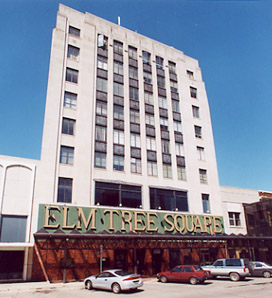 Elm Tree Square, 2001.