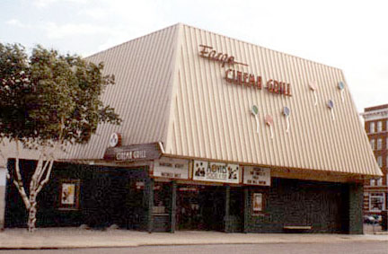 Fargo Cinema Grill Theater.