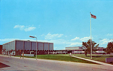 Fargo Civic Center.