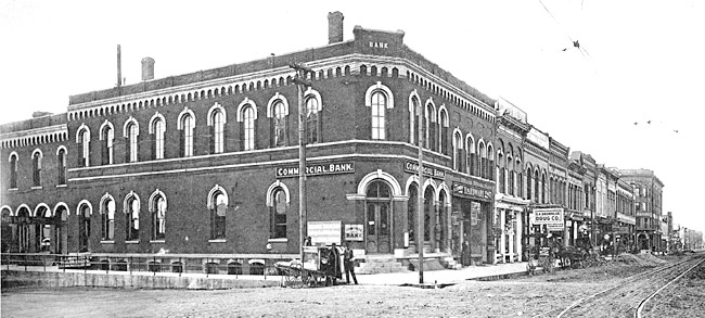 Commercial Bank of Fargo.