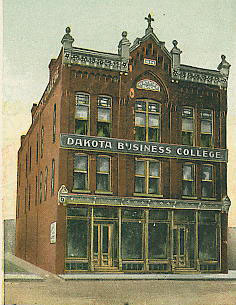 Dakota Business College.