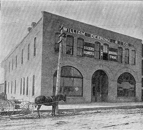 William Deering and Company.