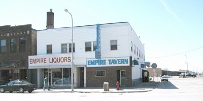 Empire Tavern.