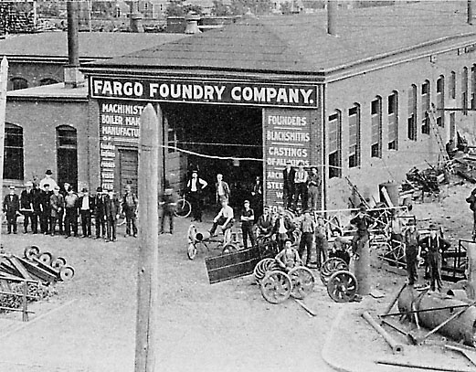 west point foundry and machine company