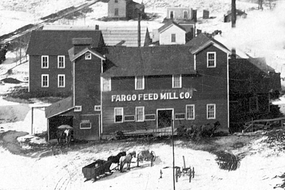 Fargo Feed Mill