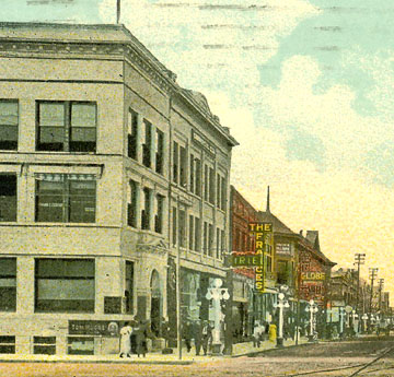 Fargo National Bank, 1911-1958.