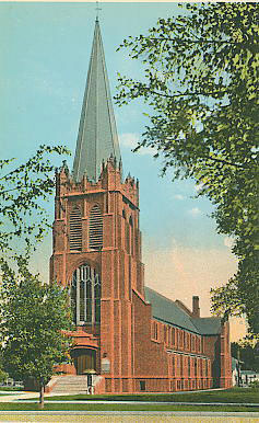 First Lutheran Church.