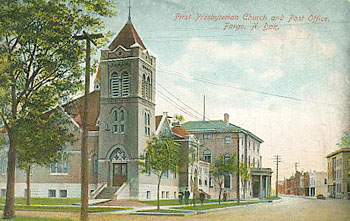 First Presbyterian Church.