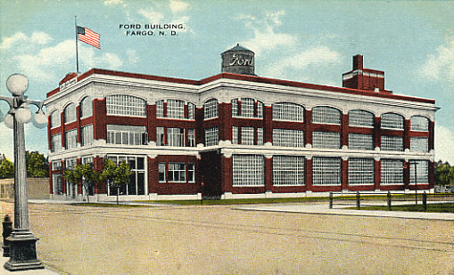 Ford Building.
