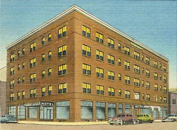 Graver Hotel 1930s 2006 49 39