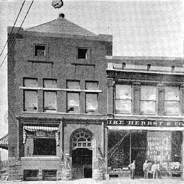 Herbst Department Store Fargo History