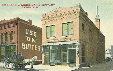 Knerr Dairy Fargo History