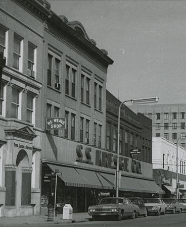 Kresge 39 S Fargo History