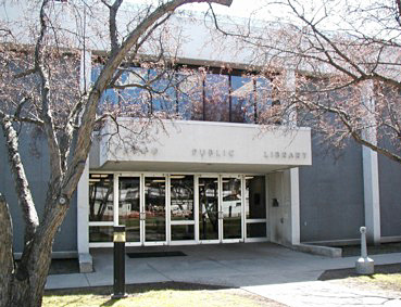 Fargo Public Library 2003 Photo Courtesy Everett Brust