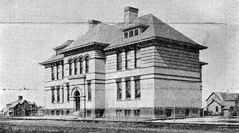 Lincoln School after 1894.