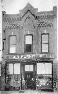 Luger Furniture Company.
