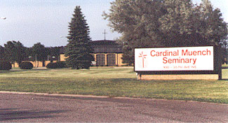 Cardinal Muench Seminary.