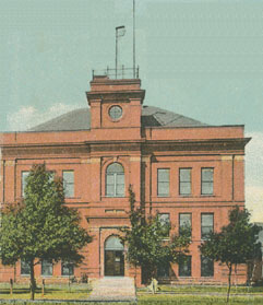 Chemistry Building, 1906 -1909.
