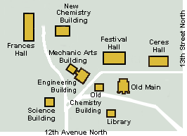 North Dakota Agricultural College (NDSU) | Fargo History