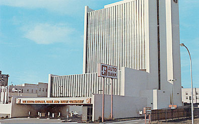 Fargo National Bank, 1974.