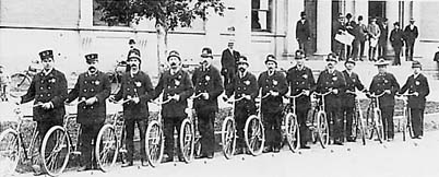 Police Department, 1884.