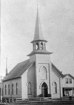 Pontoppidan Lutheran Church, 1878-1893.