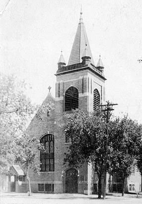 Pontoppidan Lutheran Church, 1916.