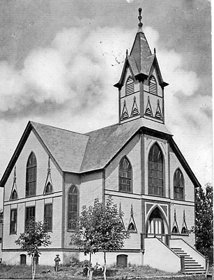 Pontoppidan Lutheran Church, 1893-1916.