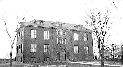 Original Roosevelt School.