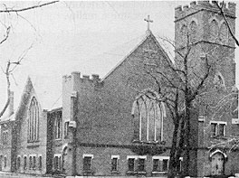 St. Mark's Lutheran Church, 1912-1952.