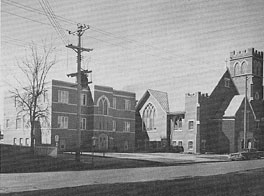 St. Mark's Lutheran Church, 1952-present.