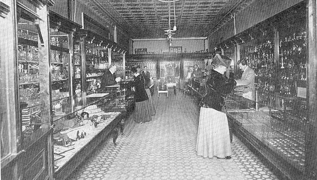 Sundberg Jewelry Fargo History