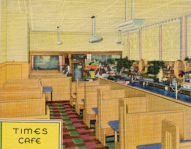 The Times Cafe.