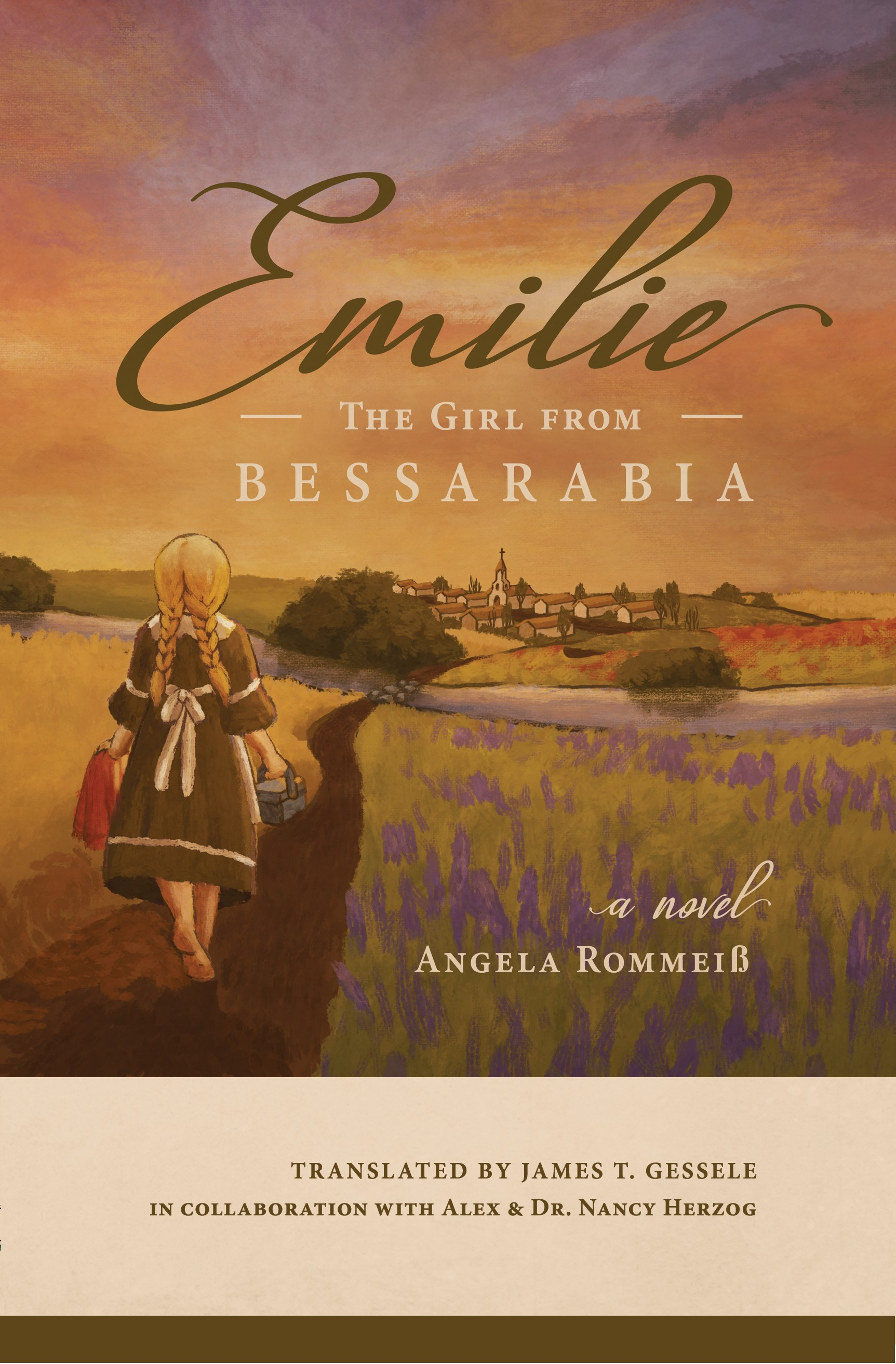 Emillie book cover