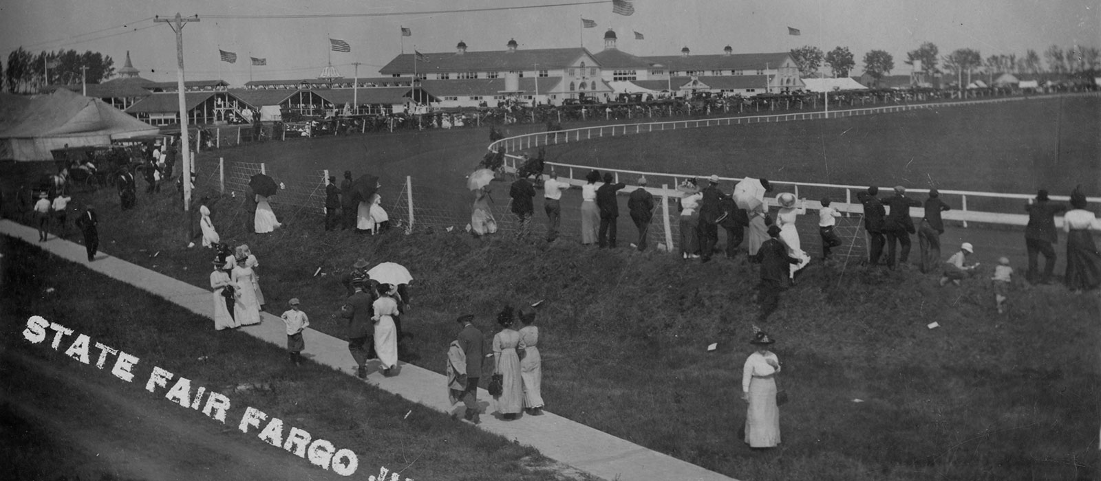 State Fair in Fargo 1912